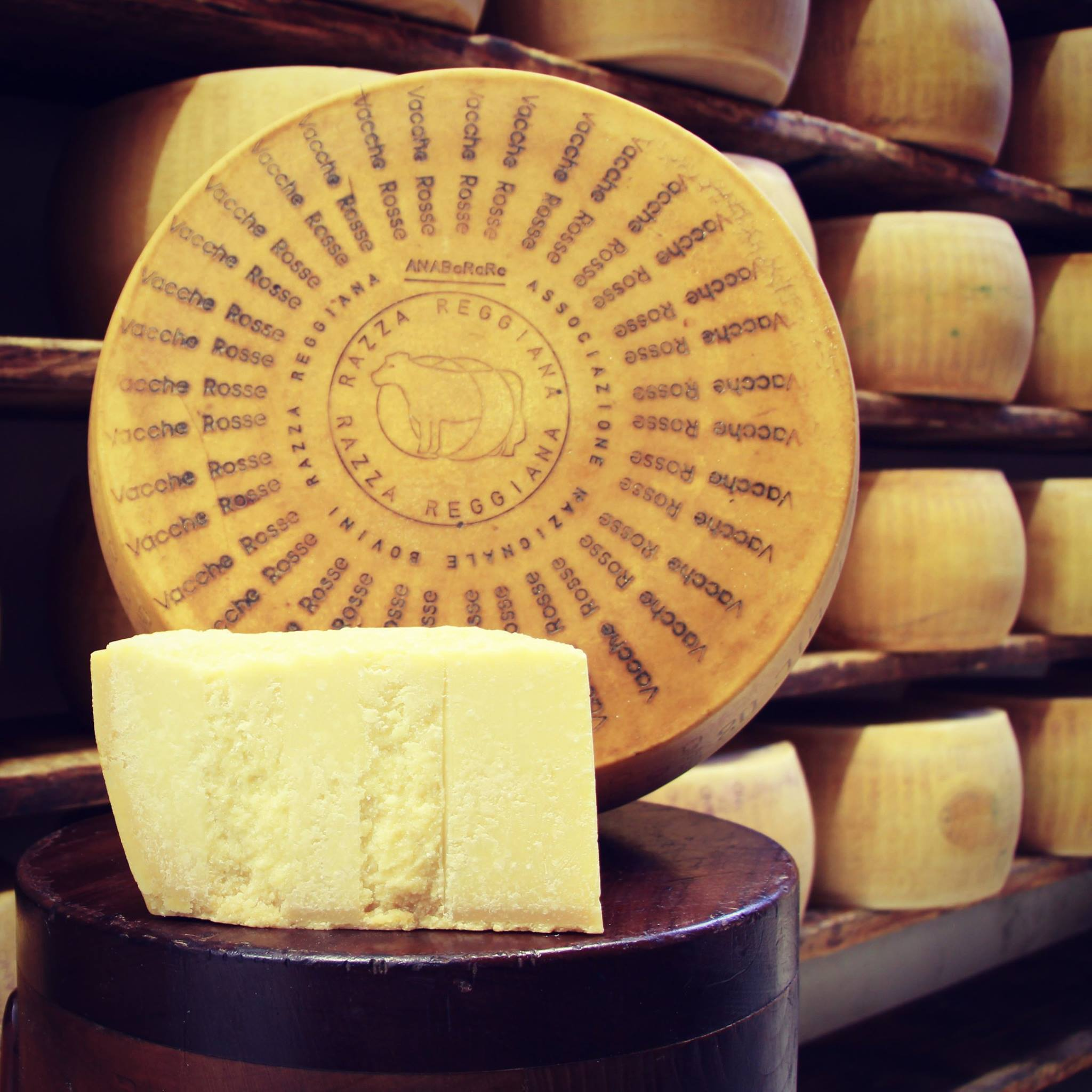 Parmigiano Reggiano Vaches Rouges 30 mois