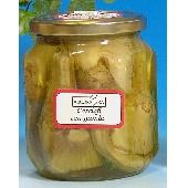 Artichauts avec la tige dans l'huile d'olive-Arconatura