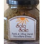 Pâté d'Olives Vertes Nocellara Etnea - SoloSole
