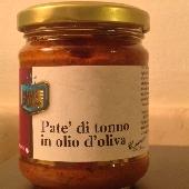 P�t� de Thon dans l'huile d'olive