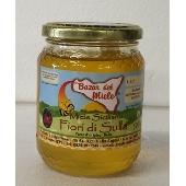 Miel de fleurs de Sulla sicilienne bio - Az. Agricola Melia