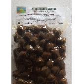 Olive noires dénoyautées - Az.Agricola Melia