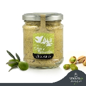 Patè di Olive con Pistacchio - Azienda Agricola Adamo