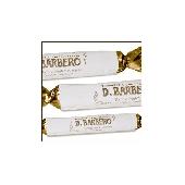 Tripolino Barre de Torrone enrobé de chocolat Piemont I.G.P. - Torronificio Barbero