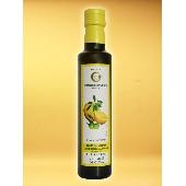 Huile d'olive vierge extra aromatis�e aux extraits naturels de citron - Oleificio Costa