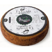 La Tonda al tartufo - La Bruna ( fromage à la truffe)