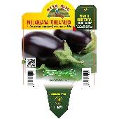 Aubergine ronde noire – Orto mio