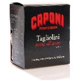 Tagliolini aux œoeufs aux truffes Caponi
