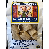 Mezzi Paccheri di Gragnano -  Molino e Pastificio A. Amadio