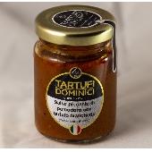 Sauce tomate épicée à la truffe Bianchetto - Tartufi Dominici
