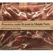 Jambon cru 36 mois de porc noir - Artigiani di Bottega