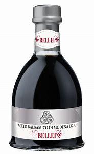 Aceto Balsamico di Modena I.G.P. ( Argento  ) - BELLEI