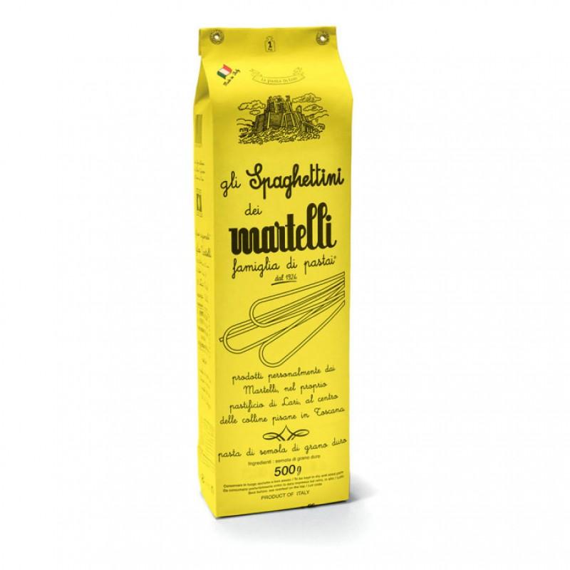 Les Spaghettini Martelli