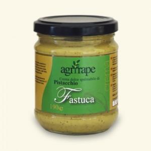 Cr�me douce � la Pistache Sicilienne Agrirape