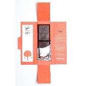 DARINO: Chocolat de Modica bio avec des �corces de Mandarine Tardive de Ciaculli