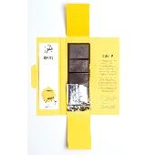 DONATO: Chocolat de Modica bio avec des �corces de citron Interdonato