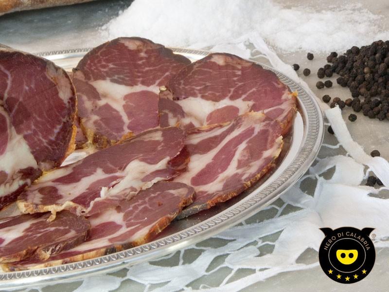 Capocollo de Porc Noir de Calabria