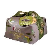 Pasticceria Filippi - Dolce natalizio 100% olio extra vergine di oliva e gocce di cioccolato Vidam�
