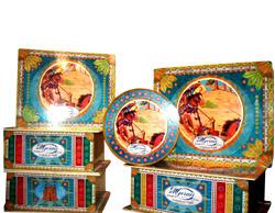 Confection Folk - gamme compl�te du nougat Geraci