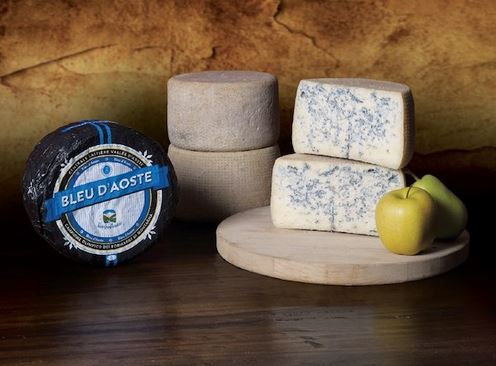 Fromage  Blue d'aoste
