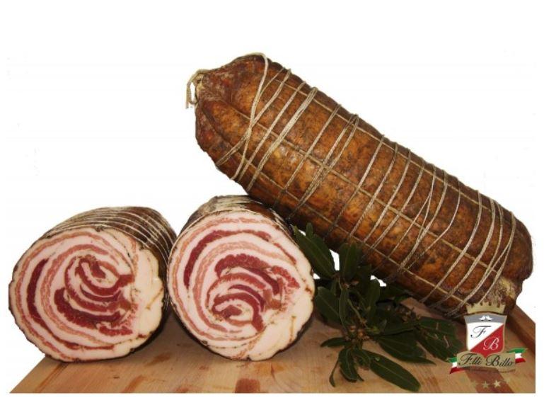 Bacon roul� casalina - Fratelli Billo