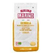 Semoule de bl� dur issue de l'agriculture biologique - Mulino Marino