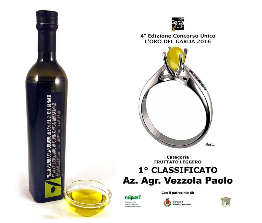 Olio Extra Vergine di Oliva Paolo Vezzola