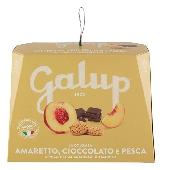 Galup la Colomba Amaretto, Cioccolato e Pesca