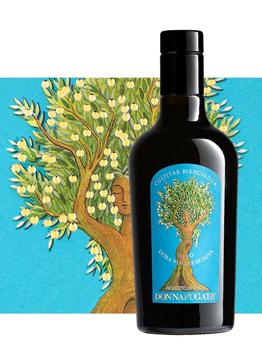 Donnafugata - Biancolilla Olio Extra Vergine di Oliva