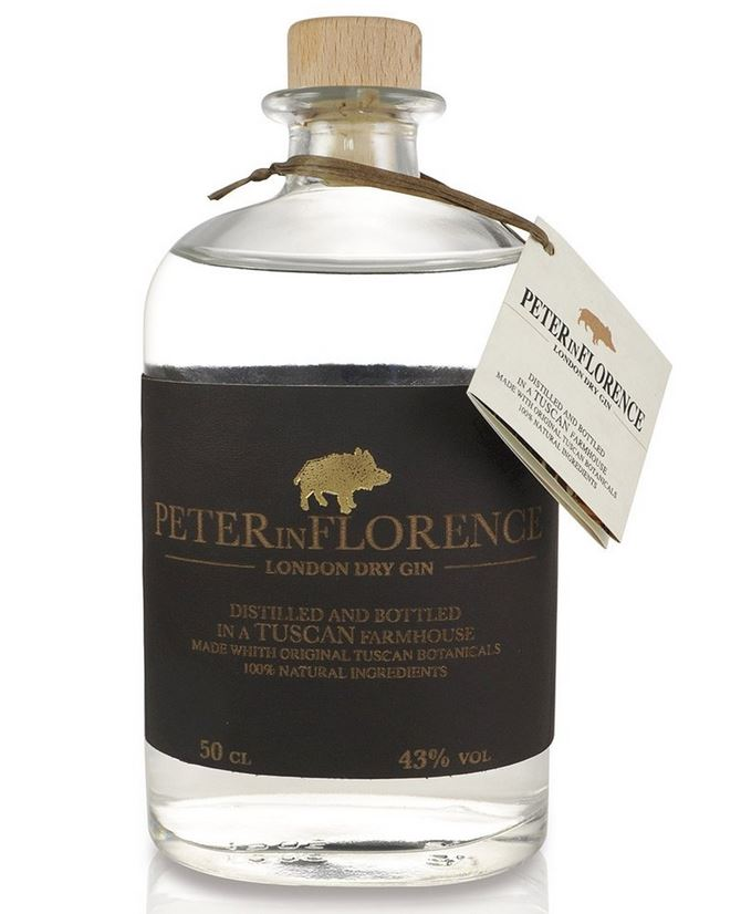 Peter in Florence - London Dry Gin
