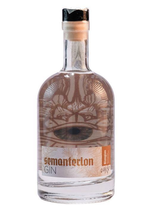 Semanterion - GionGion Autumn Botanicals  Distilled Gin