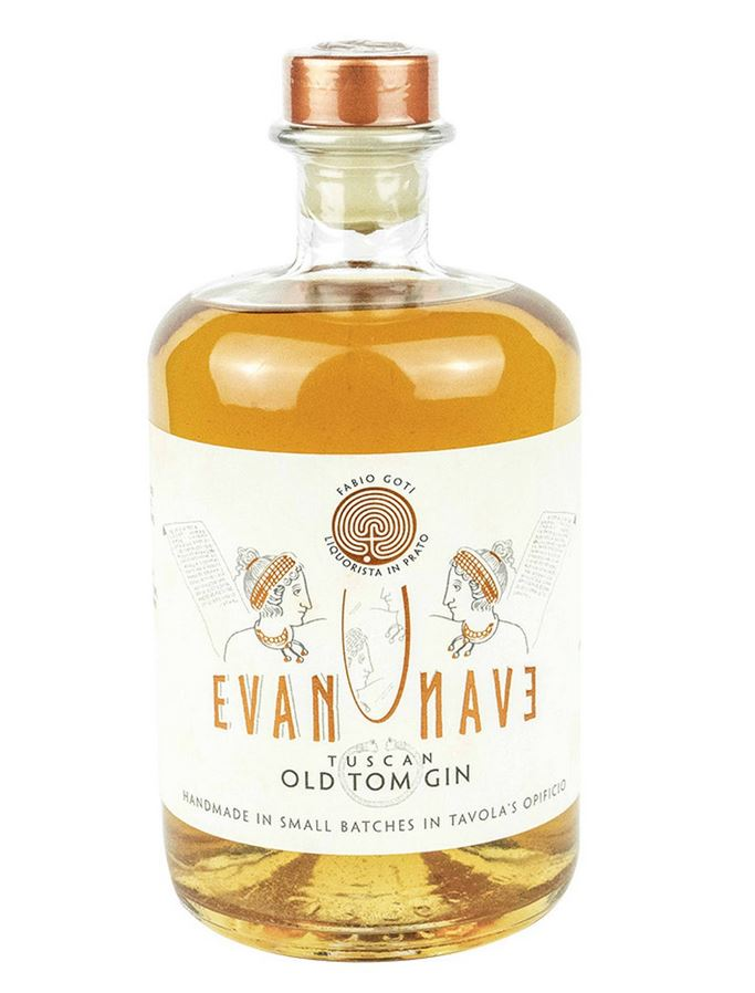 Opificio Nunquam - Old Tom Gin Evan