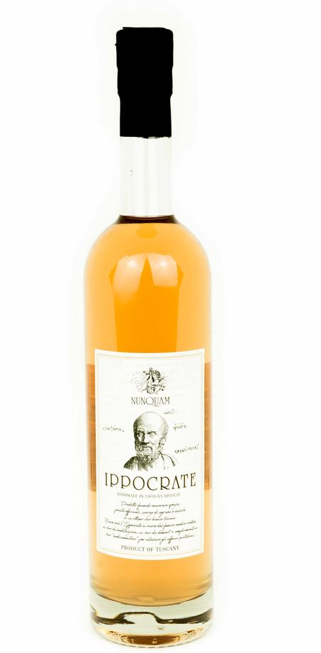 Opificio Nunquam - Ippocreate vino Ippocratico
