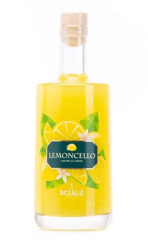 Scial� - Liquore al Lemoncello