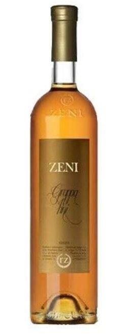 Zeni - Grappa 10 Pini Grado Pieno