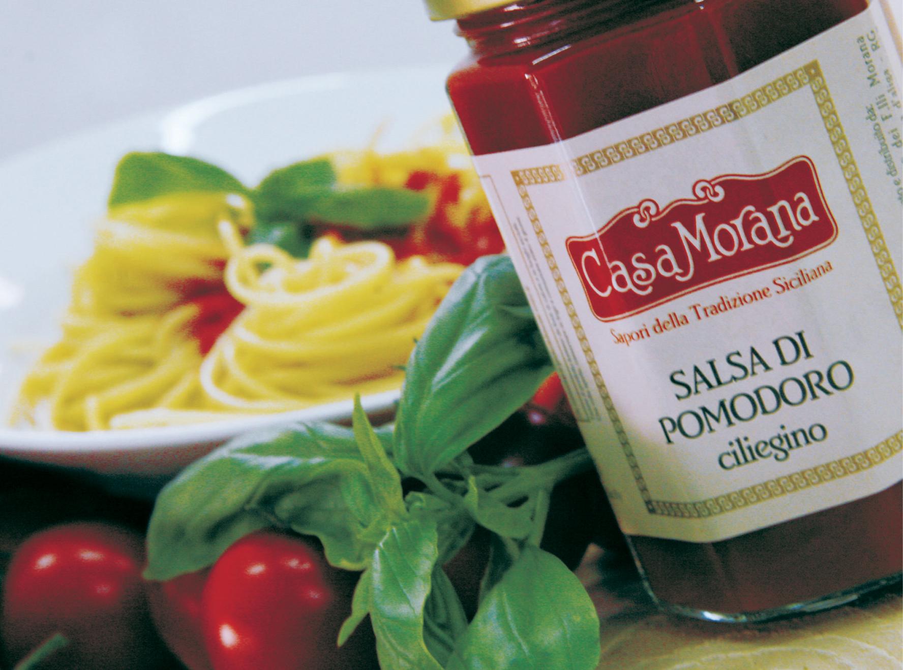 Sauce de tomate Cerise - Casa Morana