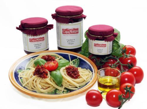 Capuliato de tomate cerise Sicilienne - Casa morana