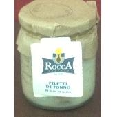 Filets de thon dans l'huile d'olive - Stefano Rocca