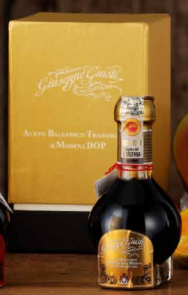 ACETAIA GIUSTI - Vinaigre Balsamique Traditionnel de Modena DOP - Extravecchio