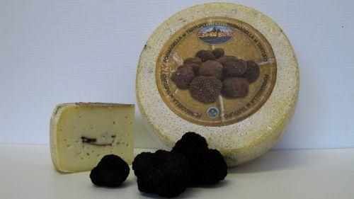 Formagella de Tremosine aux truffes