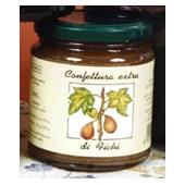 CONFITURES EXTRA AVEC DE SUCRE BRUN (sans pectine ajout�e) - Figues - Arconatura