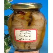 Rouleaux d'aubergines dans l'huile d'olive - Arconatura