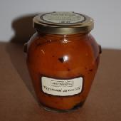 Poivrons rôtis  dans l'huile d'olive - Arconatura