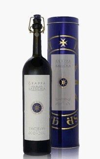 GRAPPA SASSICAIA BARRIQUE POLI 0.50