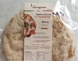 FATA MORGANA  - BASE DE PIZZA RONDE