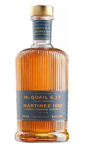 Mr. Quail & J.T. - Martinez 1887
