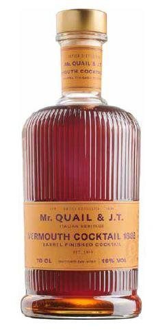 Mr. Quail & J.T. - Cocktail Vermouth 1888