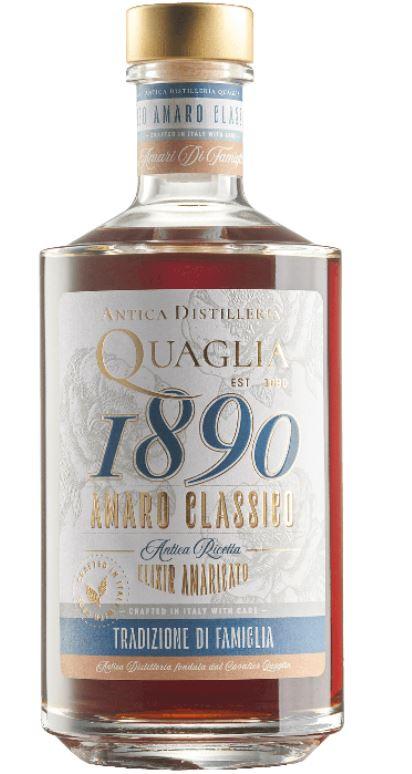 Antica Distilleria Quaglia - 1890 Amaro classico