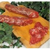 Saucisson Piquant type Napoli 100% Viande Italienne
