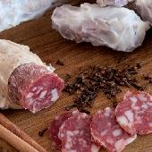 SALAM nell'OLÄ ( saucisson dans la graisse )- Al berlinghetto